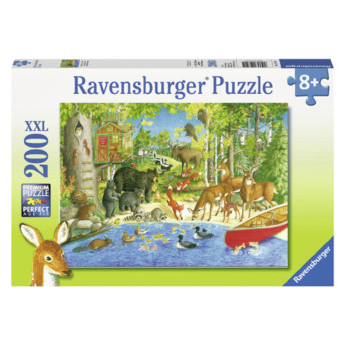 Ravensburger 200pc Woodland Friends