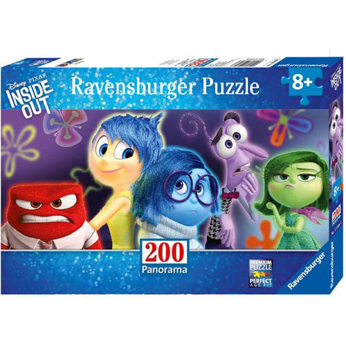 Ravensburger 200pc Inside Out Emotions