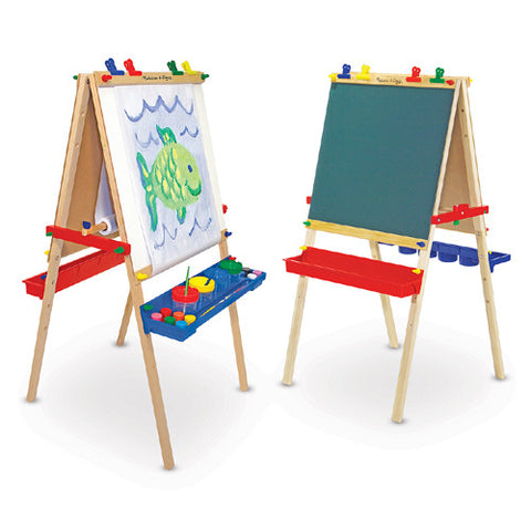 M&D Deluxe Art Easel