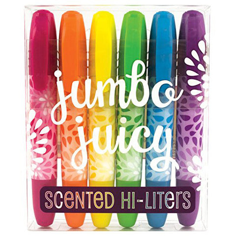 Internatonal Jumbo Juicy Scented Markers