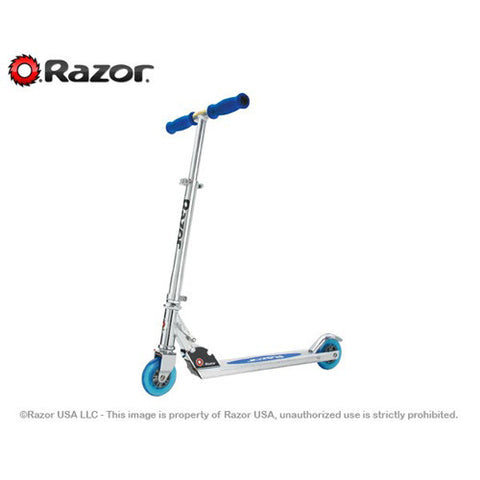 Razor Blue A Scooter
