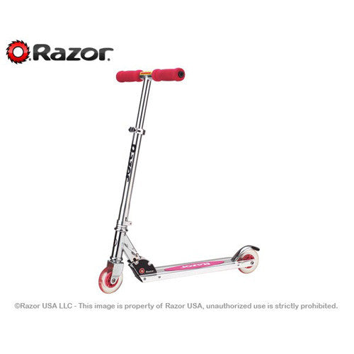 Razor Pink A Scooter