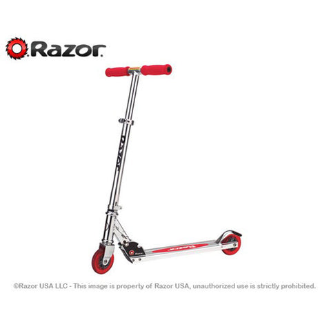 Razor Red A Scooter