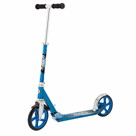 Razor A5 Lux Scooter-Blue