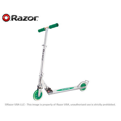 Razor Green A3 Scooter