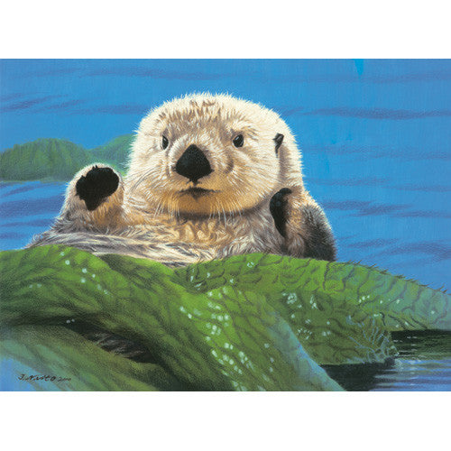 Ravensburger 300pc Friendly Otter Puzzle