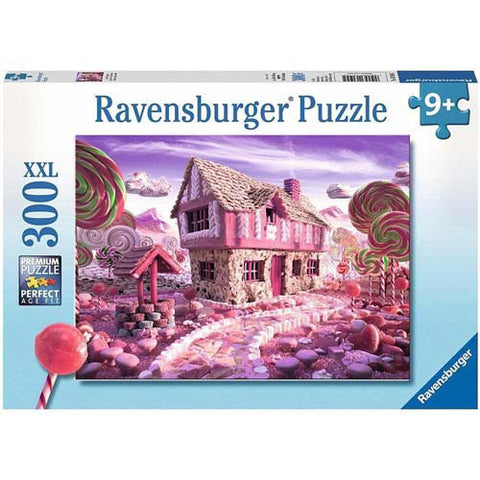 Ravensburger 300pc Candy Cottage