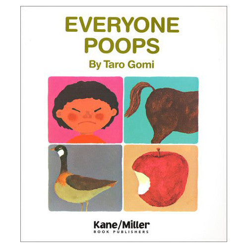 Kane Miller Everyone Poops Book