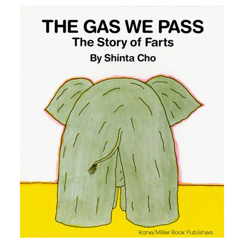 Kane Miller The Gas We Pass Book