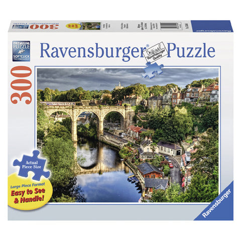 Ravensburger Lg 300pc  Over the River