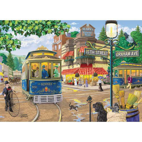 Ravensburger 300pc Mary's General Store