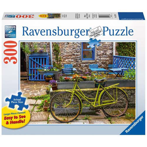 Ravensburger 300pc Vintage Bicycle