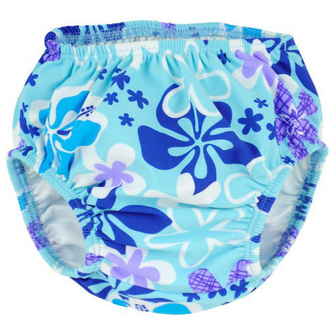 Tuga Girls' Diapers Turq 6-12 months