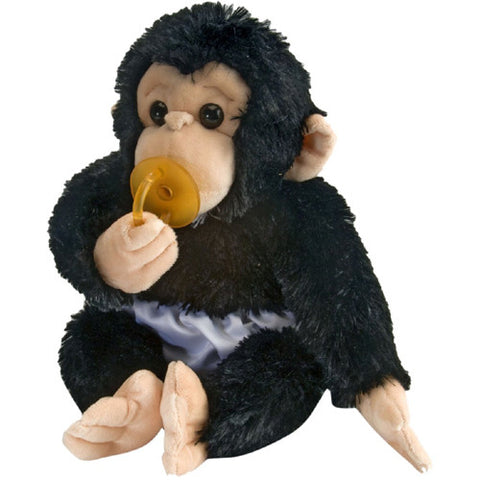 Wild Republic Cuddle Babies Chimp