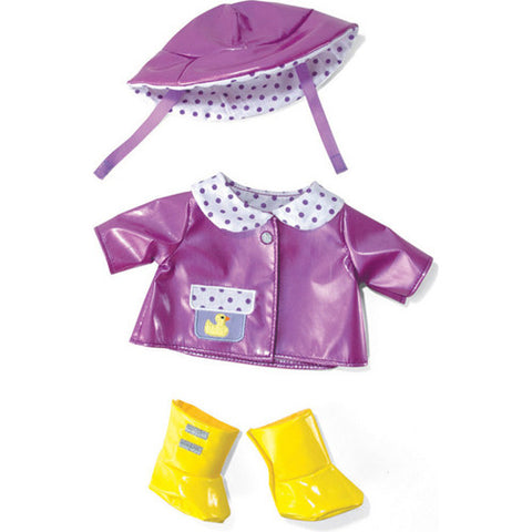 Manhattan Toy Baby Stella Rainy Day Outf
