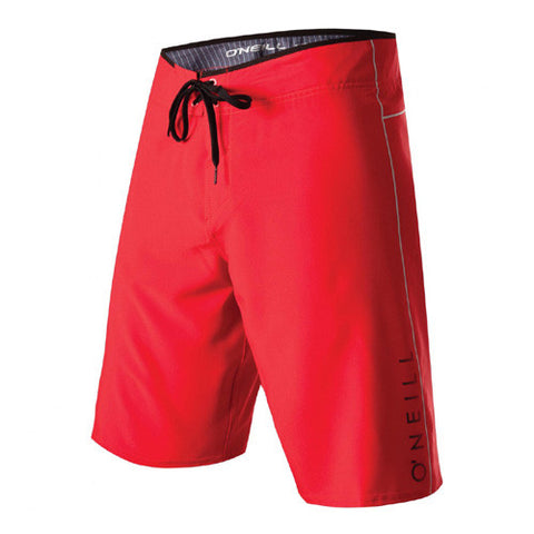 O'Neill Santa Cruz Stretch Red 28