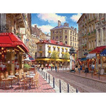 Ravensburger 500pc Quaint Shops Puzzle