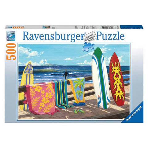 Ravensburger 500pc Hang Loose Puzzle