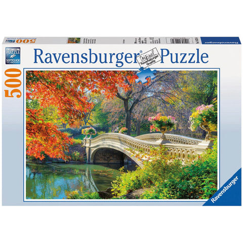 Ravensburger 500pc Romantic Bridge
