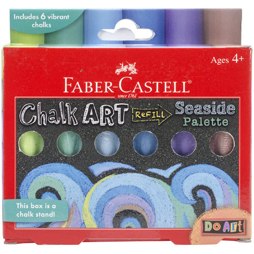 Faber Castell Do Art Outdoor Refill Seas