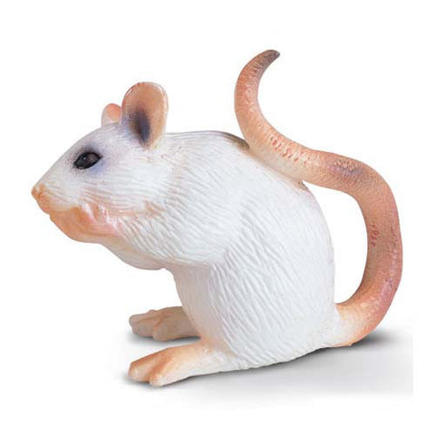 Schleich White Mouse