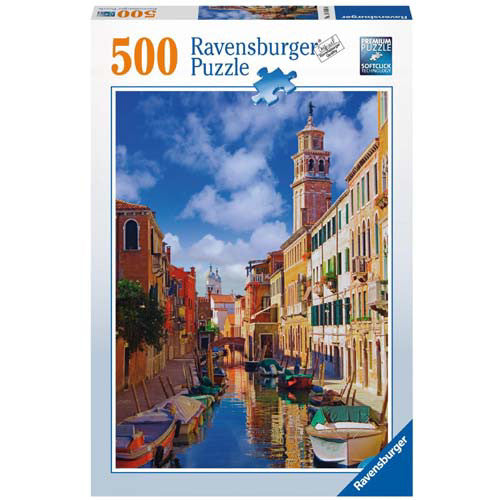 Ravensburger 500pc In Venice