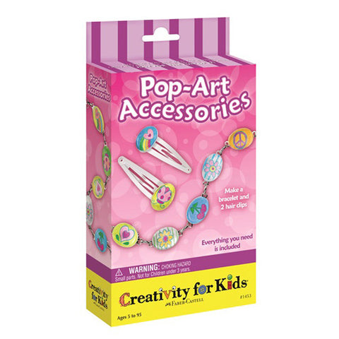 Creativity Pop-Art Accessories