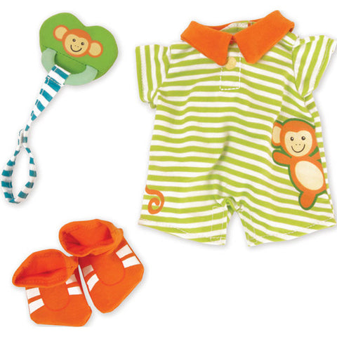 Manhattan Toy Baby Stella Monkey Onesie