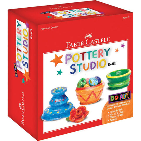 Faber Castell Do Art Pottery Studio Refi