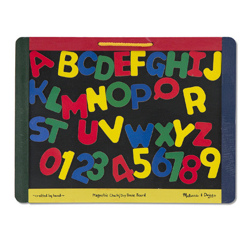 M&D Magnetic Chalk Board