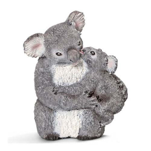 Schleich Koala Bear with Cub