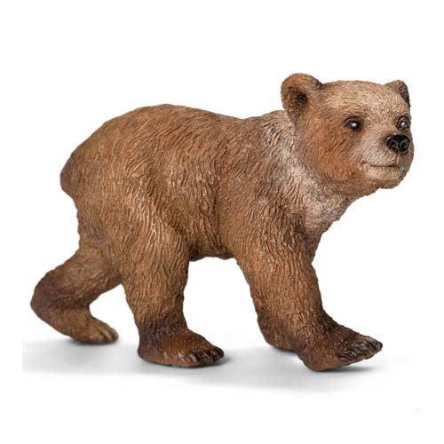 Schleich Grizzly Bear Cub