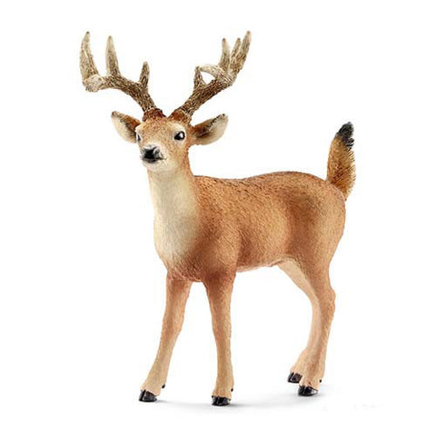 Schleich White Tailded Buck