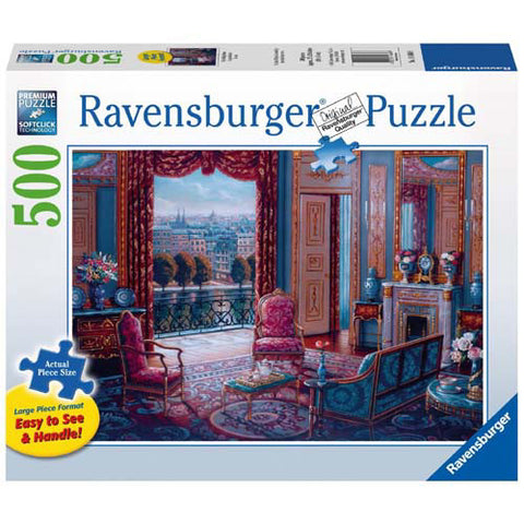 Ravensburger 500pc The Sitting Room