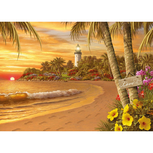 Ravensburger 500pc Tropical Love