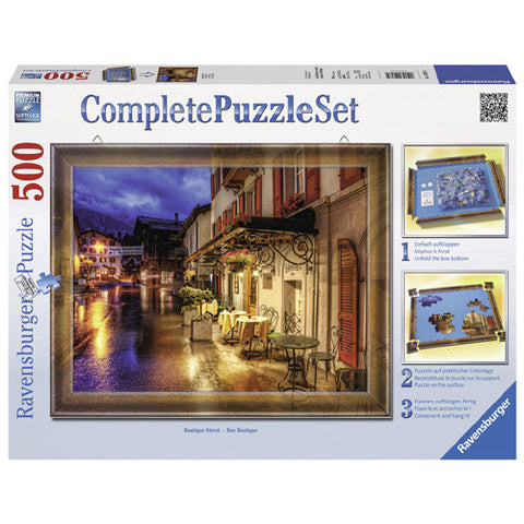 Ravensburger 500pc Boutique Street