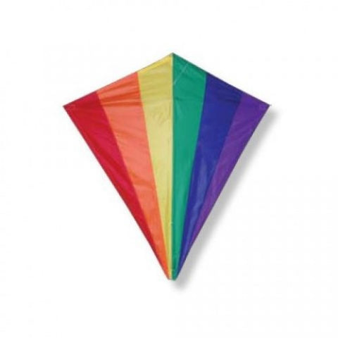 "Premier 30"" Rainbow Diamond Kite"