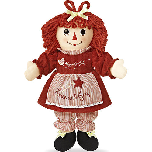 Aurora Raggedy Ann Limited Ed Peace/Love