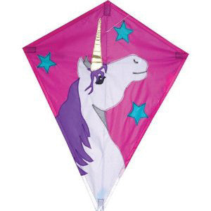 "Premier 25"" Lucky Unicorn Diamond Kite"