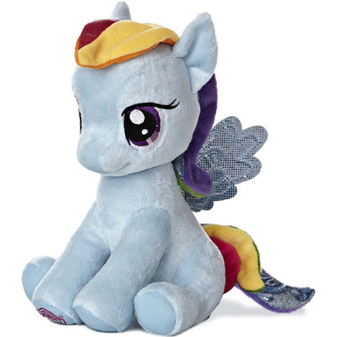 My Little Pony Rainbow Dash Sitting
