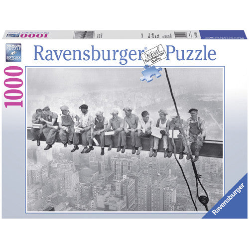 Ravensburger 1000pc  Lunchtime 1932 NYC