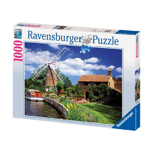 Ravensburger 1000pc Windmill Country Puz