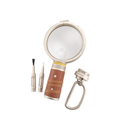 Uncle Milton 3-in-1 Expedition Magnifier