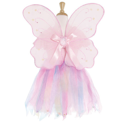 Creative Pink Fairy Wings