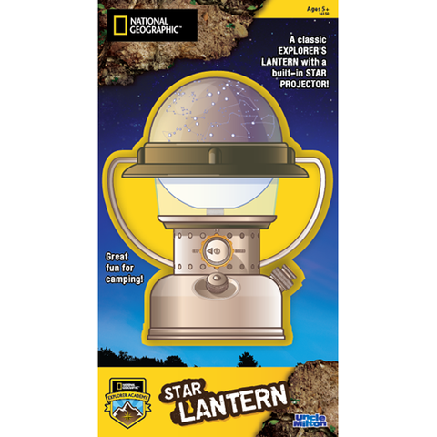 Uncle Milton Starry Night Lantern