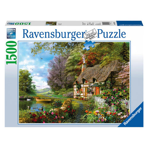 Ravensburger 1500pc Country Cottage