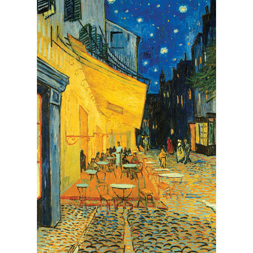 Ravensburger 1500Pc Terrace At Night Puz