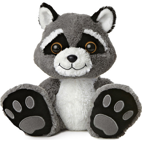 Aurora Taddle Toes Racer Raccoon