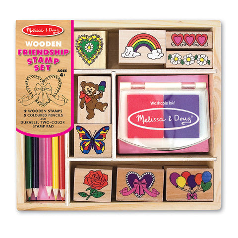 M&D Friendship Stamp Set