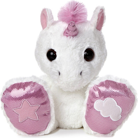 Aurora Taddle Toes Rainbow Unicorn